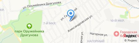 АкваГео на карте Ижевска