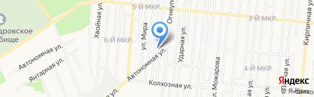 Тысяча мелочей на карте Ижевска