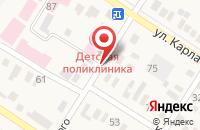 Схема проезда до компании Крс-Медиа в Сорочинске