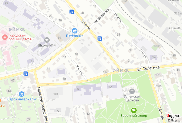 купить квартиру в ЖК Успенский