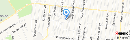 Настоящий хлеб на карте Ижевска