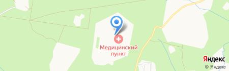 Дирижер на карте Ижевска