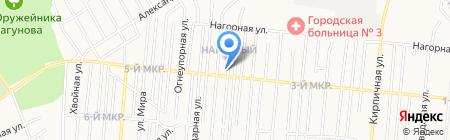 64 на карте Ижевска