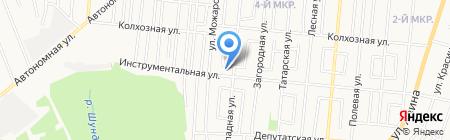 Инжектор сервис на карте Ижевска
