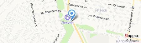 Прицеп Маркет на карте Ижевска