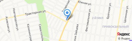 Фрукты на карте Ижевска