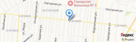 Fiatcomplect на карте Ижевска