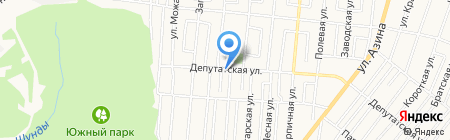 СТК на карте Ижевска