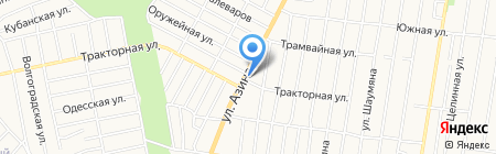 Шакира на карте Ижевска