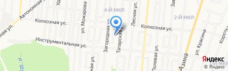 Компания по радиационному контролю на карте Ижевска