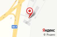 Схема проезда до компании Автоцентр18.рф в Пирогово