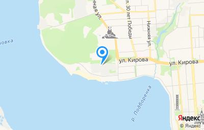 Местоположение на карте пункта техосмотра по адресу г Ижевск, ул Песочная, д 3