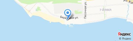 Поисково-спасательная служба г. Ижевска на карте Ижевска