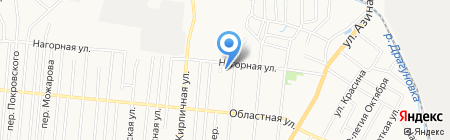 Вездеход на карте Ижевска
