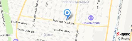Золотая осень на карте Ижевска