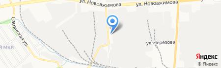 Банкомат Быстробанк на карте Ижевска