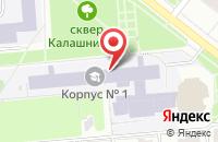 Схема проезда до компании Сольвик в Ижевске