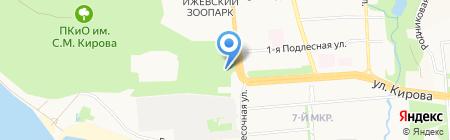 Единый на карте Ижевска