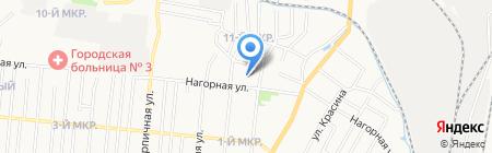 СТО\/18 на карте Ижевска