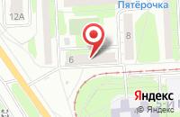 Схема проезда до компании Лада в Ижевске