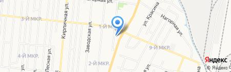 Планета на карте Ижевска