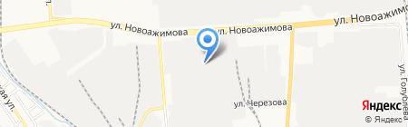 ТПФ Бест на карте Ижевска