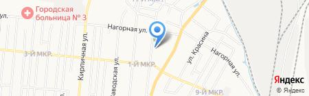 Почтовое отделение №19 на карте Ижевска