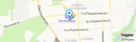 Айболит на карте Ижевска