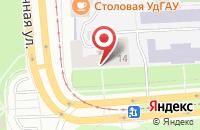 Схема проезда до компании Социальный в Астрахани