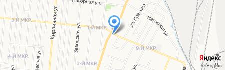 Швейная мастерская на карте Ижевска