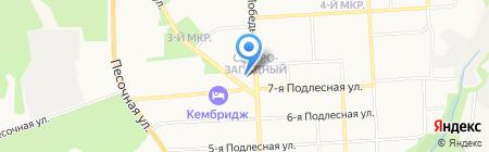 Фото-Люкс на карте Ижевска