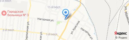 ПТГ-ЛоГистика на карте Ижевска