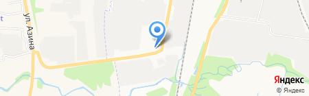 УралБизнесЛизинг на карте Ижевска