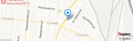 Авто-Олимп на карте Ижевска