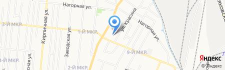 Альянс Строй на карте Ижевска