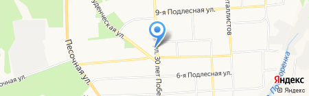 Стардог!s на карте Ижевска