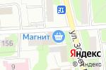 Схема проезда до компании Qiwi в Ижевске