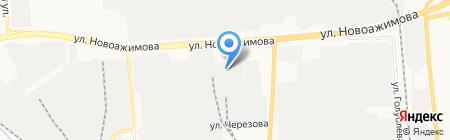 Союз-Металл на карте Ижевска