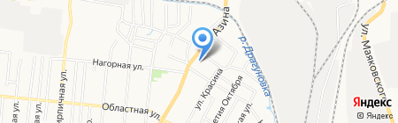 Shark-otel на карте Ижевска