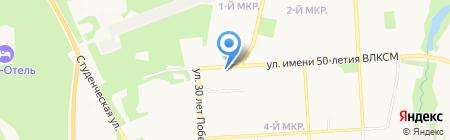 Discount Bar 90-60-90 на карте Ижевска