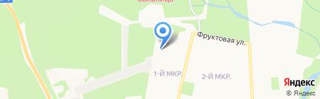 Детский сад №143 на карте Ижевска