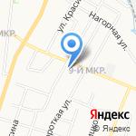 AE Tone на карте Ижевска