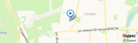 Общественная приемная депутата Городской думы г. Ижевска Кислякова В.Л. на карте Ижевска