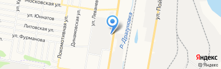 Эффект ЭнергоСервис на карте Ижевска