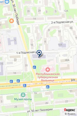 FRESHFOREX на карте Ижевска