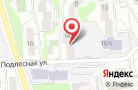 Схема проезда до компании Игринский Мясокомбинат«-Торговля» в Ижевске