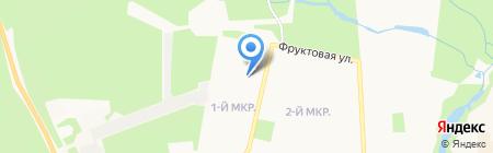 Быстрохаус на карте Ижевска