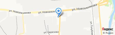 Clean City на карте Ижевска
