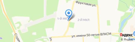 DesignRules на карте Ижевска