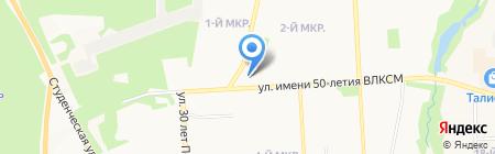 Умелец на карте Ижевска